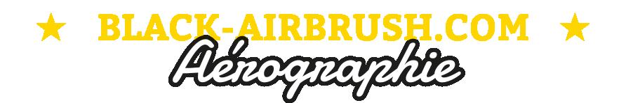 logo Black Airbrush