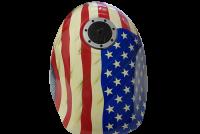 Peinture perso déco «drapeau américain»