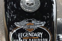 Présentation du réservoir Harley Davidson
