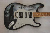 Guitare électrique personnalisée